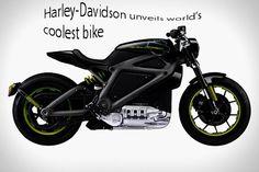 Harley-Davidson Unveils World's Coolest Bike - Trade Flock Swiss Watch, New Launch, Cool Bikes, Motorbikes, Collaboration, Harley Davidson, Motorcycles, Gadgets, Technology