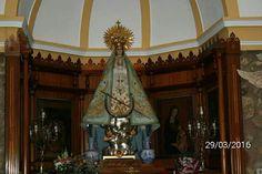 Virgen de La Ermita de extramuros .