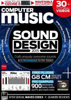 Computer Music - February 2015, news, Music February 2015 February Computer Music Computer 2015, Magesy.be
