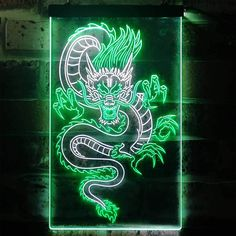 Dragon LED Neon Light Sign Whats Wallpaper, Neon Wallpaper, Cool Wallpapers Green, Dark Green Aesthetic, Aesthetic Colors, Aesthetic Girl, Aesthetic Clothes, Iphone Wallpaper Tumblr Aesthetic, Aesthetic Pastel Wallpaper