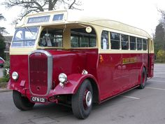 Busses | Or see the vintage vehicle website here