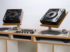 The ultimate dj setup