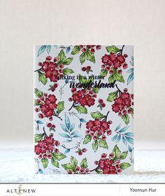 Altenew Flower Cards