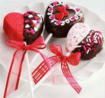 PEEPS Sweetheart Lollipops