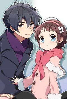 Kizami and Yuka