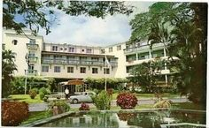 Hotel Avila, Caracas. UN PARAISO