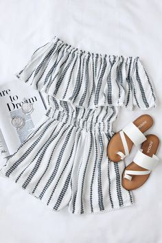 Romper obsessed! #Summerstyle #Momstyle