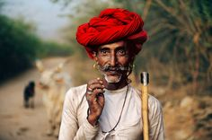 Steve Mc Curry, India