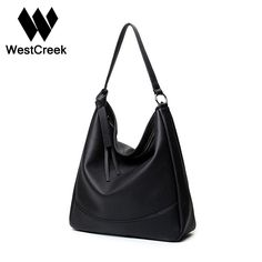 2eb24b2f47cc RanHuang Brand Women Large Handbags New 2017 Women s Fashion Shoulder Bags  High Quality Pu Leather Messenger Bags Black Red