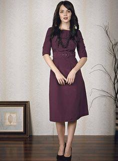 """Jackie"" from Jen Clothing. Would probably not help the ""people thinking Apostolics are Amish"" problem, but super cute!"