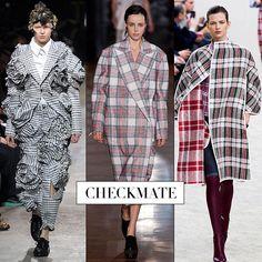 Fall 2013 Runway Report: Checkmate