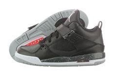 outlet store b77bc 8944c ... Nike Jordan Kids Jordan Flight 45 BG BlackWhiteAnthraciteWlf Gry Basketball  Shoe 6 Kids US ...