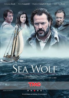 With Sebastian Koch, Tim Roth, Neve Campbell, Stephen Campbell Moore. A young man is taken aboard a seal-hunting vessel helmed by the cruel captain Wolf Larsen. All Movies, Movies To Watch, Stephen Campbell Moore, Seal Hunting, Wolf Movie, Movie Tv, Wolf Base, Hollywood Movies Online, Neve Campbell