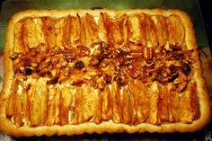 Mille Fiori Favoriti: Apple Cheese Tart
