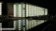 Joel Berman Glass Studios Installation, Eventi Hotel Plaza, New York