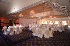 Weddings @ the Ashdown Park Hotel