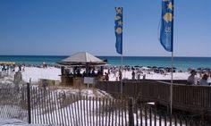 Beautiful day at the beach.  Sandestin, Florida.
