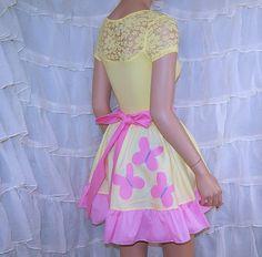 My Little Pony FlutterShy Summer Dress Cosplay by mtcoffinz