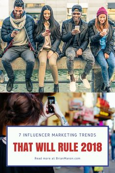 Influencer marketing is nothing new. It continues to be widely used in print and TV ads for everything from the ubiquitous bathing soap to high-end cars. However, in recent years, influencer marketing is witnessing. Business Marketing, Content Marketing, Online Marketing, Social Media Marketing, Digital Marketing, Marketing Quotes, Affiliate Marketing, Business Tips, Influencer Marketing
