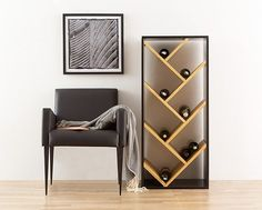 Kitchen Remodeling Tips and Facts Mod Furniture, Furniture Design, Oppa Design, Wine Rack Design, Modern Home Bar, Wine House, Wine Shelves, Decoration, Home Projects
