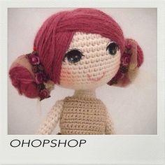 Amigurumi Maneki Neko Free Pattern : 1000+ images about Crochet dolls on Pinterest Crochet ...