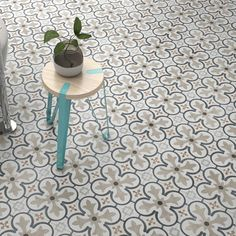 Pattern floor tiles | Victorian floor tiles | Direct Tile Warehouse