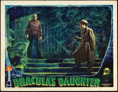 Movie Posters:Horror, Dracula's Daughter (Universal, 1936). Lobby Card (... Image #1