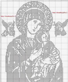 Gallery.ru / Фото #33 - Богородица (схемы) - Olgakam