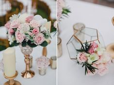 Blush, Gold And Green Backyard Wedding - The Wedding Notebook magazine Wedding Notebook, Wedding Planner, Blush And Gold, Blush Pink, Wedding Gallery, Wedding Themes, Love Story, Something To Do, Wedding Flowers