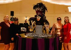 Costco Oshawa held a Holiday masquerade party Masquerade Party, Promotional Events, Keynote Speakers, Costco, Special Events, Mickey Mouse, Tables, Entertaining, Dance
