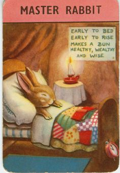 by Racey Helps Bunny Art, Cute Bunny, Beatrix Potter, Some Bunny Loves You, Good Night Sweet Dreams, Children's Book Illustration, Vintage Cards, Illustrators, Cute Pictures