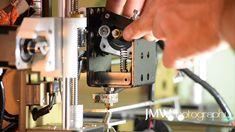 Anet A8 3D Printer - MK8 Extruder Assembly : Setup Tutorial