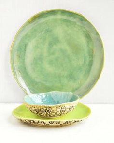 Lee Wolfe Pottery — handmade ceramic dinnerware Lee Wolfe Pottery by Linda Renee Whetstone Laing