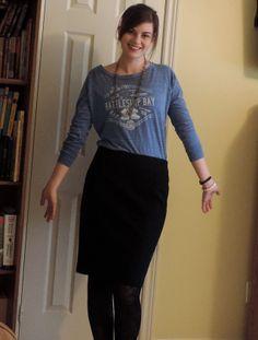 Merch Monday: Bioshock Infinite Battleship Bay Pullover | Review & 3 ways to wear it!