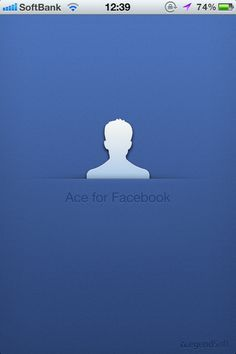 Nishilog: なんじゃこりゃ!無料のFacebookクライアント「Ace for facebook」がいいね!