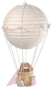 Mini Line Hot Air Balloon Nursery Lights - contemporary - nursery decor - Olivers Babycare Contemporary Nursery Decor, Ballon Lampe, Diy Hot Air Balloons, Nursery Hot Air Balloon, Nursery Lighting, Air Ballon, Ballon Diy, Baby Room Diy, Diy Baby
