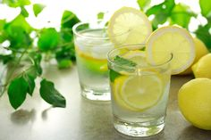 The health benefits of drinking lemon water, and drinking warm lemon water. These little superfruits can really change your life, just by drinking a glass of lemon water once or more a day!