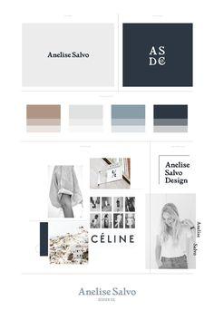 Honor Creative – Brand Board