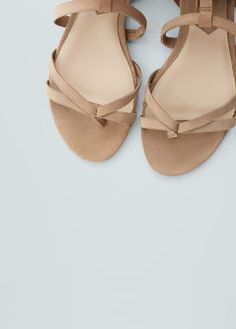 fa3dfa5a9 Fringe leather sandals - Shoes for Women
