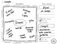 Diwali winter holida