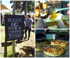 Signage :: Fourways Farmers Market {a city outing}