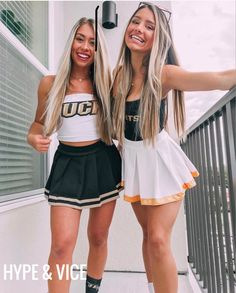 Choosing Your Fashion Photography School – Designer Fashion Tips Cheerleader Rock, Hot Cheerleaders, Cheerleading, School Girl Outfit, Girl Outfits, Cute Outfits, College Shirts, College Outfits, Tailgate Outfit