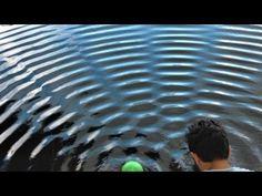 The Original Double Slit Experiment - YouTube