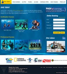 It was started with a passion for marine conversation and they support project AWARE and other local organizations. www.atlantisdivecentre.com
