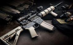 Guns Wallpaper Photo #cEb