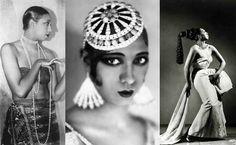 Josephine Baker Fashion | History of Style: Fashion Inspired by Josephine Baker