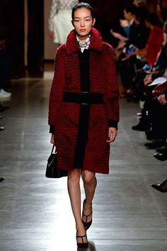 Oscar de la Renta Fall 2015 by Peter Copping – GeorgiaPapadon