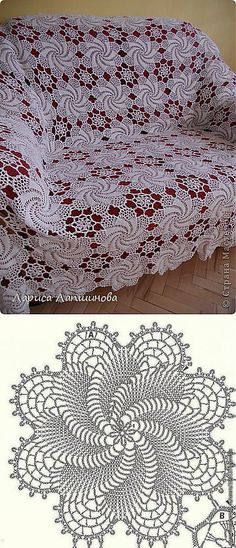 132 Best Crochet Doily Patterns Images On Pinterest Thread Crochet