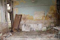 Hopes Of Saving Pine Bluff's Historic, But Crumbling Hotel Pines | KUAR