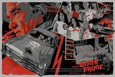 Poster Illustrations by Vance Kelly   From up North